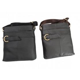Τσάντα Ωμου Δερμα 480-4